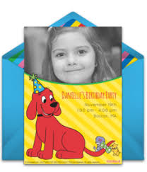 Clifford Big Red Dog Halloween Costume Clifford Big Red Dog U2013 Digital Invites