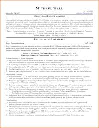 Technical Program Manager Resume Project Resume Best Free Resume Collection