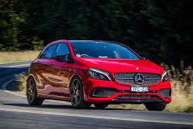 mercedes 2016 2017 mercedes benz a class review
