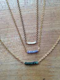 make chain necklace images Layer love how to make a layered necklace with stones 1 jpg