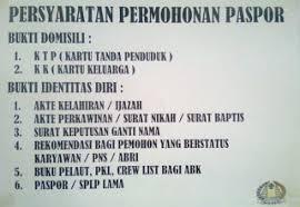 membuat paspor pelaut jika persyaratan paspor tidak lengkap 2 biro jasa paspor jakarta