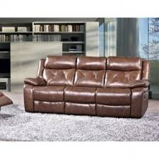 Brown Leather Recliner Sofa Brown Leather Reclining Loveseat Foter