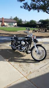 harley davidson dyna wide glide anniversary edition motorcycles