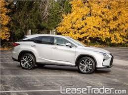 lease a lexus suv 2017 lexus rx 350 lease studio city california 289 00 per