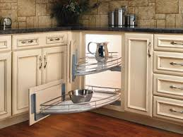 kitchen corner cabinetry options ideas that allow for easy storage