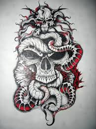 skull tattoos designs tattoo collections