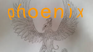 dessin tribal facile speed drawing phoenix youtube
