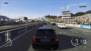 1998 Honda Civic Type R Specs Forza 5 1997 Honda Civic Type R On Laguna Seca Gameplay Youtube