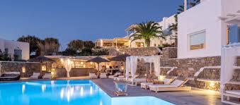 mykonos town hotel vencia boutique hotel mykonos luxury hotel