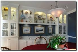 custom built in dining room cabinets corner ideas hon cupboard