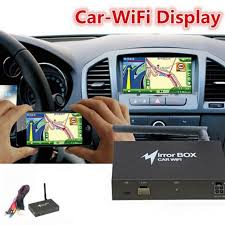 box for android professional wifi car mirror box for android ios phone navigation