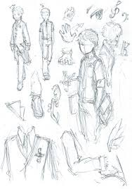 paigeeworld draw manga anime