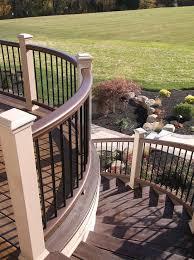 Best Backyard Decks And Patios 25 Best Backyard Images On Pinterest Deck Stairs Stone Patios
