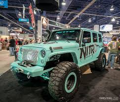 sema jeep 2016 jeeps of sema 2016 gallery drivingline