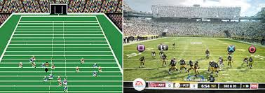 Football Field In Backyard Game Changers How Videogames Trained A Generation Of Athletes Wired