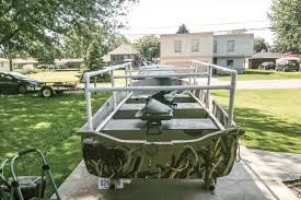 How To Make A Layout Blind Building A Duck Boat Blind On A Budget Wildfowl