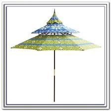 Floral Patio Umbrella Floral Pagoda Patio Umbrella Patios Home Design Ideas 0xjlno8wb8
