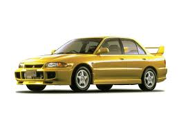 mitsubishi yellow mitsubishi lancer evolution through the years autoevolution