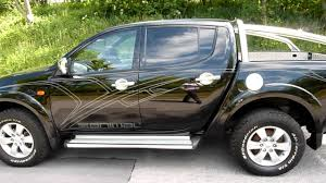 mitsubishi l200 2007 mitsubishi l200 animal cp09lcy youtube
