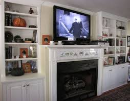 Bookshelf Around Fireplace 40 Best Pictures Of Built In Bookcases Images On Pinterest Built