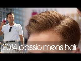 what is dicaprio s haircut called the wolf of wall street hairstyle new classic men s hair