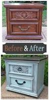 best 25 refinished nightstand ideas on pinterest refurbished
