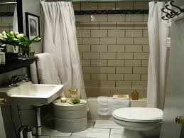 Bathroom Curtain Ideas For Shower Great Bathrooms With Shower Curtains Decorating With Curtains