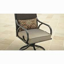Hton Bay Swivel Patio Chairs Amazing High Back Swivel Rocker Patio Chairs 39 Photos