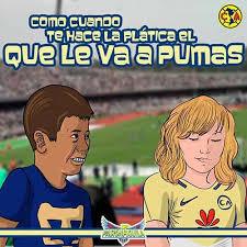 Memes De Pumas Vs America - memes pumas vs am礬rica 2 3 liga mx clausura 2017