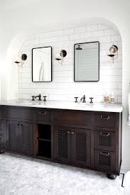Bathroom Cabinets Ideas Storage Wonderful Brown Wooden Bathroom Vanity Ideas Bathroom