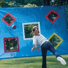 Outdoor Backyard Games Turning The Backyard Into A Playground U2013 Cool Projects Kids Will