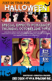 make up classes in chicago make up classes chicago special effects make up
