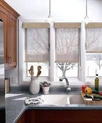 Kitchen Blind Ideas Kitchen Window Blinds Best Ideas For Kitchen Window Treatments