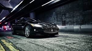 black maserati sports car maserati wallpaper wallpapers browse