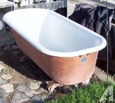 Clawfoot Bathtub For Sale Antique Cast Iron Tub Value Antique Cast Iron Clawfoot Tub With