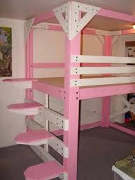 Jyskca LAIVA LOFT BED FRAMEWORK STATION Space Saver Perfect - Jysk bunk bed