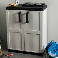 Metal Utility Shelves by Workspace Cheap Garage Cabinets For Home Appliance Storage Ideas