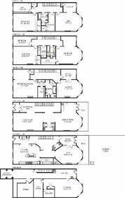 brownstone floor plans brownstone floor plans small skinny house plans