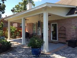 Patio Builders Houston Tx Custom Patio Cover Gallery 3 U2013 Affordable Shade Patio Covers