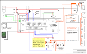 house wiring diagram construction diagrams refrigeration