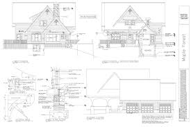 Autocad Architecture Floor Plan What To Expect From Your Architect Sections Site Plans