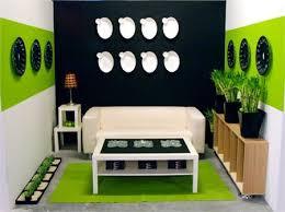 chambre noir et vert design la nouvelle émission déco