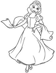 26 snow white coloring pages images snow white