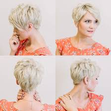 funky blonde and short hairstyle hair pinterest blonde pixie