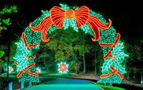 fantasy in lights christmas at callaway callaway resort u0026 gardens