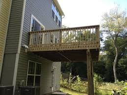 Drysnap Under Deck Rain Carrying System by 2nd Story Deck Stairs Description Second Story Addition And