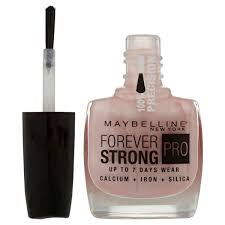 maybelline forever strong nail varnish porcelain reviews free