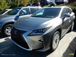 lexus silver 2017 2017 atomic silver lexus rx 350 awd 116267547 gtcarlot com