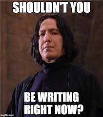 How To Write Memes - how to write when you don t feel like thesparklewritershub