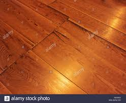 old wooden floor boards texture background in a historic japanese